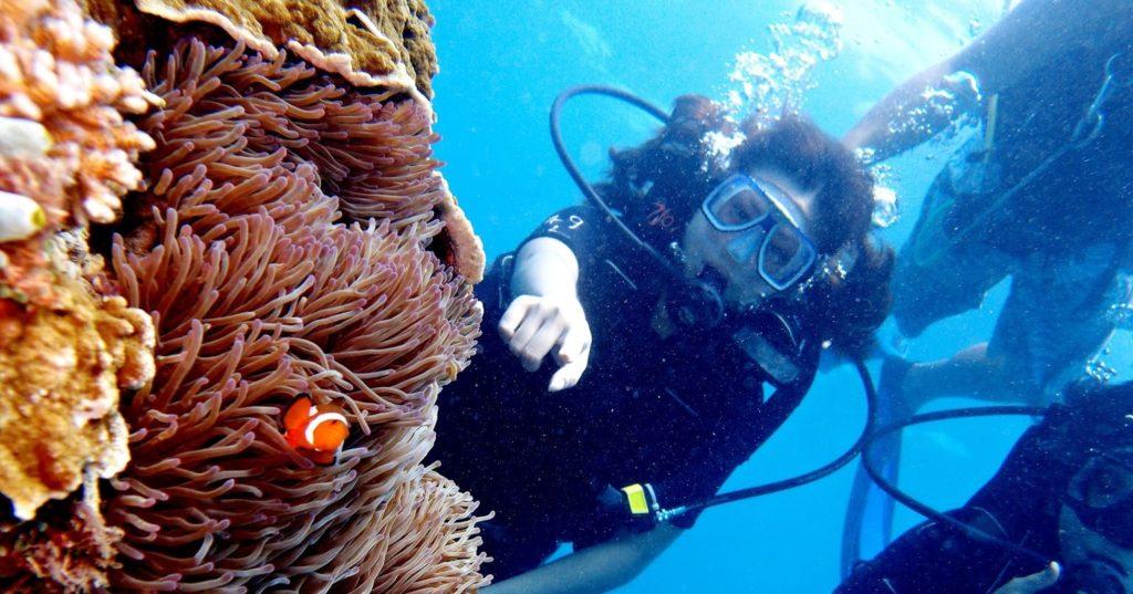 Phuket Discover Scuba Diving