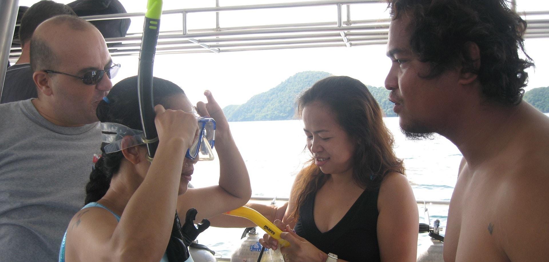 PADI course Phuket