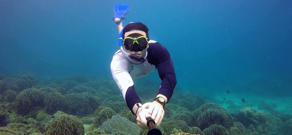 Surin Islands diving and snorkeling
