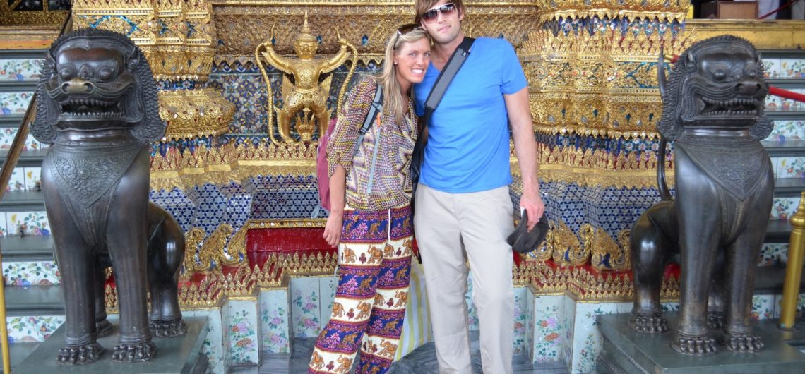 What to wear in Thai temples