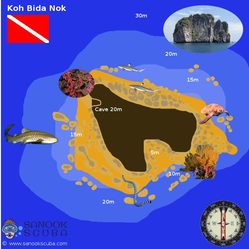 Phi Phi Bida Nok