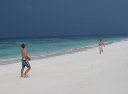 Similan Islands beach excursion with Oktavia liveaboard