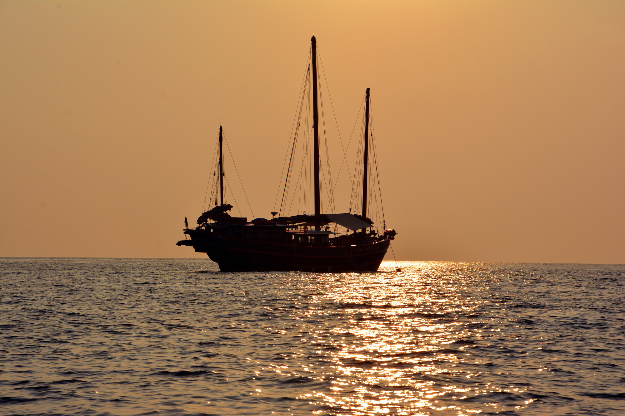 20% off the Junk Similan liveaboard in March 2019