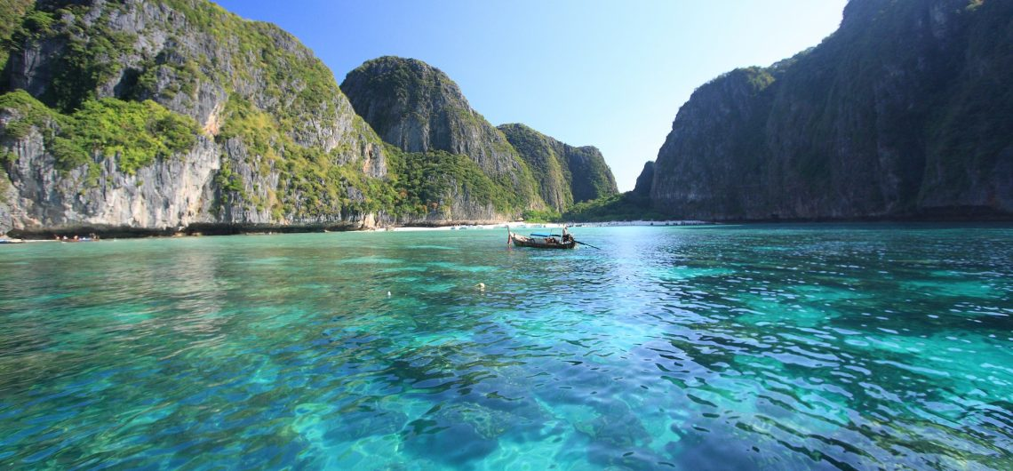 Maya bay Phi Phi