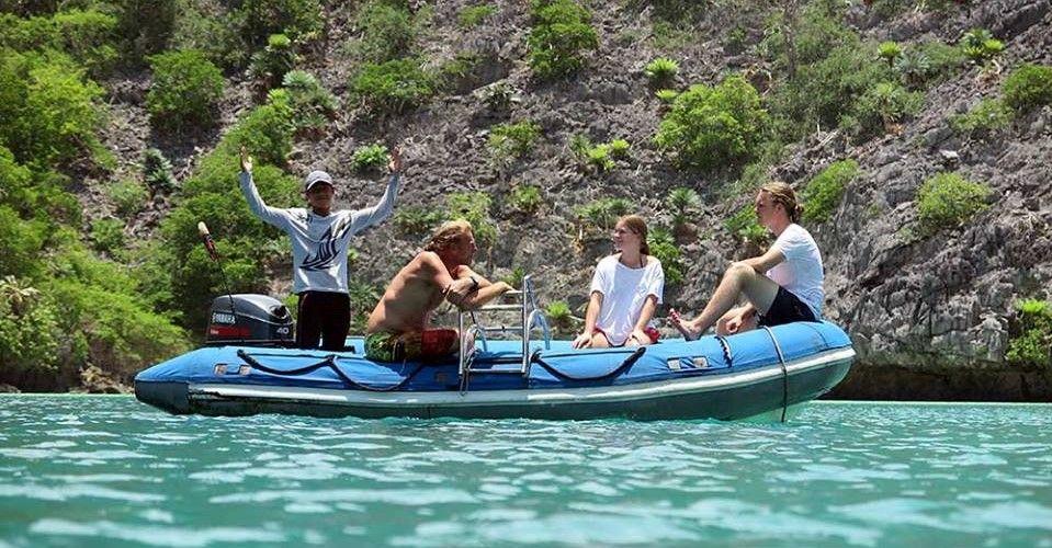 Thailand snorkeling liveaboard